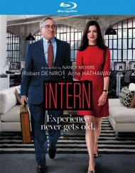 Intern, The (Blu-ray + DVD + UltraViolet)