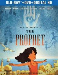 Kahlil Gibrans The Prophet (Blu-ray + DVD + UltraViolet)