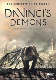 Da Vincis Demons: The Complete Third Season