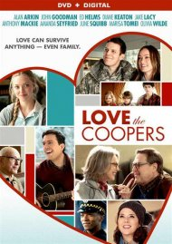 Love The Coopers (DVD + UltraViolet)