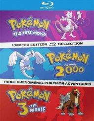 Pokemon: The First Three Movies