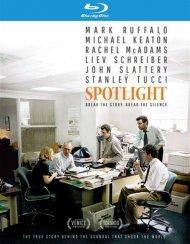 Spotlight (Blu-ray + DVD + UltraViolet)