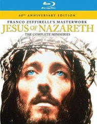 Jesus Of Nazareth: The Complete Miniseries: 40th Anniversary Edition
