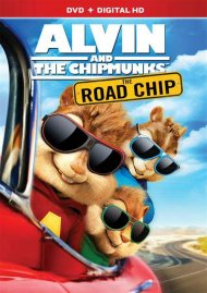 Alvin & The Chipmunks: The Road Chip (DVD + UltraViolet)