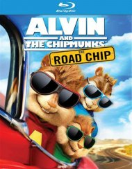 Alvin & The Chipmunks: The Road Chip (Blu-ray + DVD+ UltraViolet)