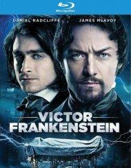 Victor Frankenstein (Blu-ray + UltraViolet)
