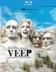 Veep: The Complete Fourth Season (Blu-ray + UltraViolet)