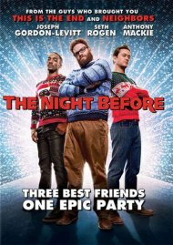 Night Before, The (DVD + UltraViolet)