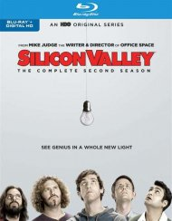 Silicon Valley: The Complete Second Season (Blu-ray + UltraViolet)