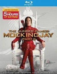 Hunger Games, The: Mockingjay Part 2 (Blu-ray + DVD + UltraViolet)