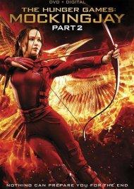 Hunger Games, The: Mockingjay Part 2 (DVD + UltraViolet)