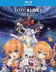 Date A Live: The Complete Second Season (Blu-ray + DVD)