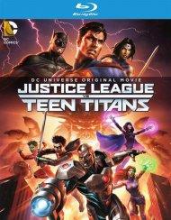 Justice League Vs Teen Titans (Blu-ray + DVD + UltraViolet)