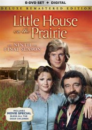 Little House On The Prairie: Season 9 Deluxe Remastered Edition (DVD + UltraViolet)