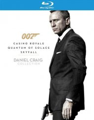 007 The Daniel Craig Collection (Blu-ray + UltraViolet)