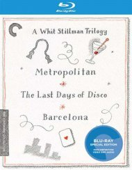 Whit Stillman Trilogy, A: Metropolitan, Barcelona, The Last Days of Disco: The Criterion Collection (Triple Feature)
