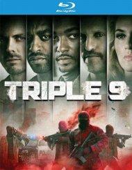 Triple 9 (Blu-ray + UltraViolet)