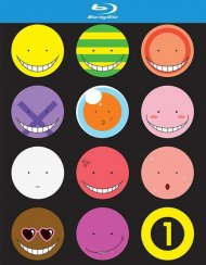 Assassination Classroom: Season 1, Part 1: Limited Edition (Blu-ray + DVD Combo)