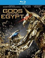 Gods Of Egypt (Blu-ray 3D + Blu-ray + DVD + UltraViolet)