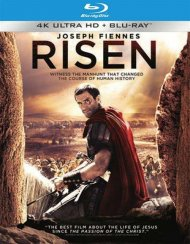 Risen (4K Ultra HD + Blu-ray + UltraViolet)
