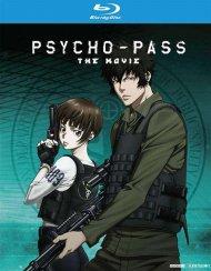 Psycho-pass: The Movie (Blu-ray + DVD)