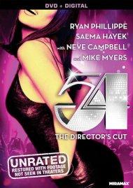 54: The Directors Cut (DVD + UltraViolet)
