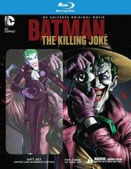 Batman: The Killing Joke (Blu-ray + DVD + UltraViolet + Figurine)