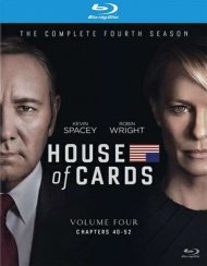 House of Cards: The Complete Fourth Season (Blu-ray + UltraViolet)