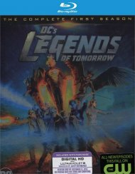 DCs Legends Of Tomorrow: The Complete First Season (Blu-ray + UltraViolet)