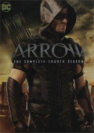 Arrow: The Complete Fourth Season