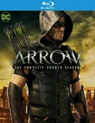 Arrow: The Complete Fourth Season (Blu-ray + UltraViolet)