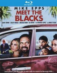 Meet The Blacks (Blu-ray + UltraViolet)