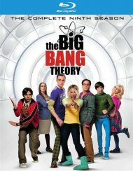 Big Bang Theory, The: The Complete Ninth Season (Blu-ray + UltraViolet)