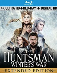 Huntsman, The: Winters War (4K Ultra HD + Blu-ray + UltraViolet)