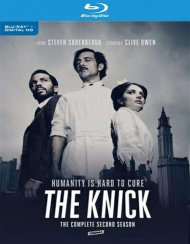 Knick, The: The Complete Second Season (Blu-ray + UltraViolet)