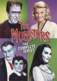 Munsters, The: The Complete Series (Repackage)