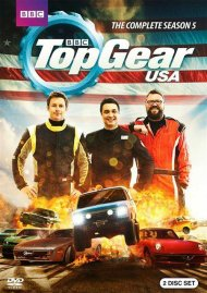 Top Gear USA: The Complete Fifth Season