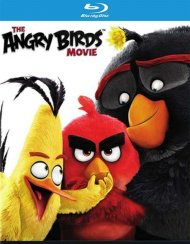 Angry Birds Movie, The ( Blu-ray + 4k Ultra HD + 3-D Blu-ray)