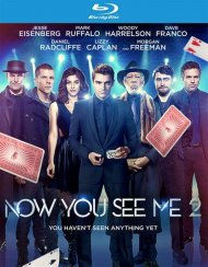 Now You See Me 2 (Blu-ray + DVD + UltraViolet)