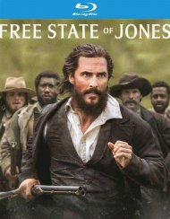 Free State Of Jones (Blu-ray + DVD + UltraViolet)