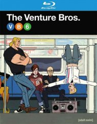 Venture Bros., The: Season 6 (Blu-ray + UltraViolet)