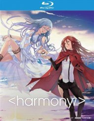 Project Itoh: Harmony (Blu-ray + DVD + UltraViolet)