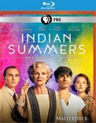 INDIAN SUMMERS-COMPLETE SECOND SEASON (Blu-Ray)
