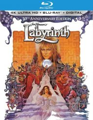 Labyrinth 30th Anniversary Edition (Blu-Ray + 4K-UHD)