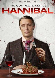 Hannibal: The Complete Seasons 1-3 (DVD + UltraViolet)