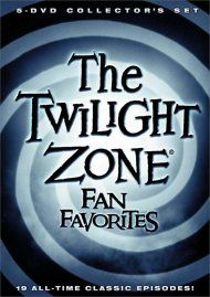 Twilight Zone, The: Fan Favorites