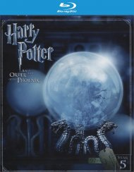 Harry Potter And The Order Of The Phoenix (Blu-ray + UltraViolet)