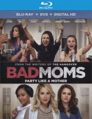 Bad Moms (Blu-ray + DVD + UltraViolet)