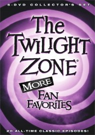 Twilight Zone, The: More Fan Favorites
