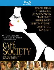 Cafe Society (Blu-ray + DVD + UltraViolet)
